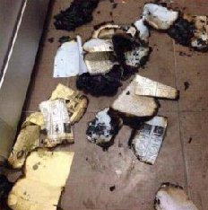 burnt ballot papers in Turkey 3