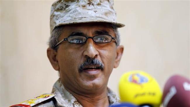 Brigadier General Sharaf Luqman, Yemen's army spokesman