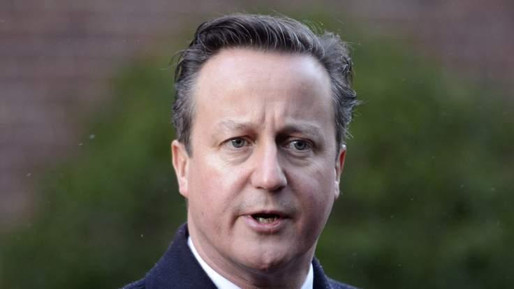 Prime Minister David Cameron