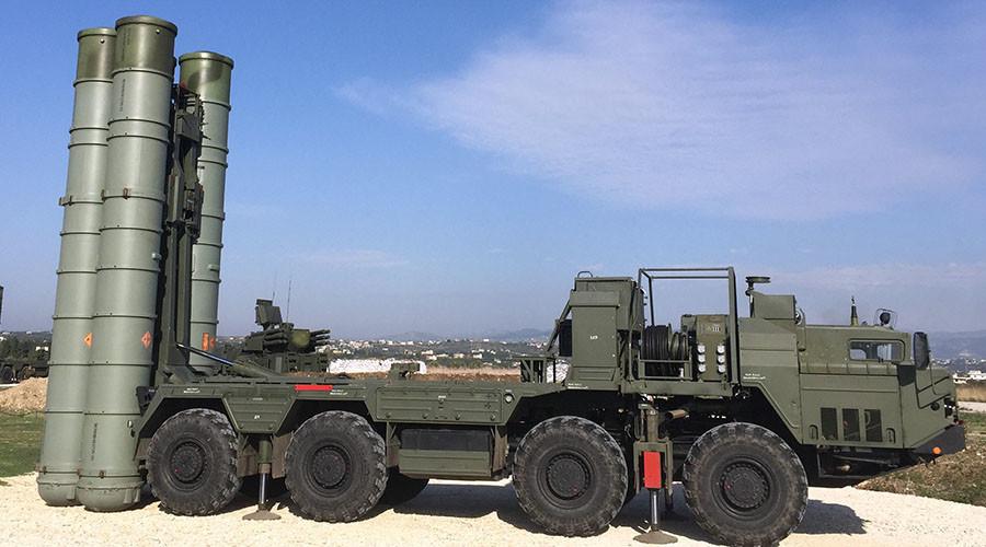 S-400 air defence missile system. © Dmitriy Vinogradov