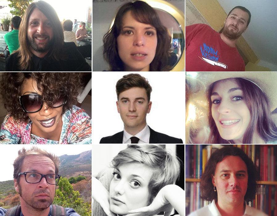 Victims of the Paris terror attacks