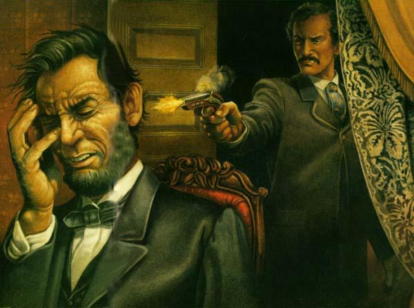 Abraham-Lincoln-Shooting