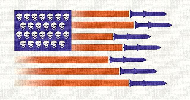 American Flag Skulls-1