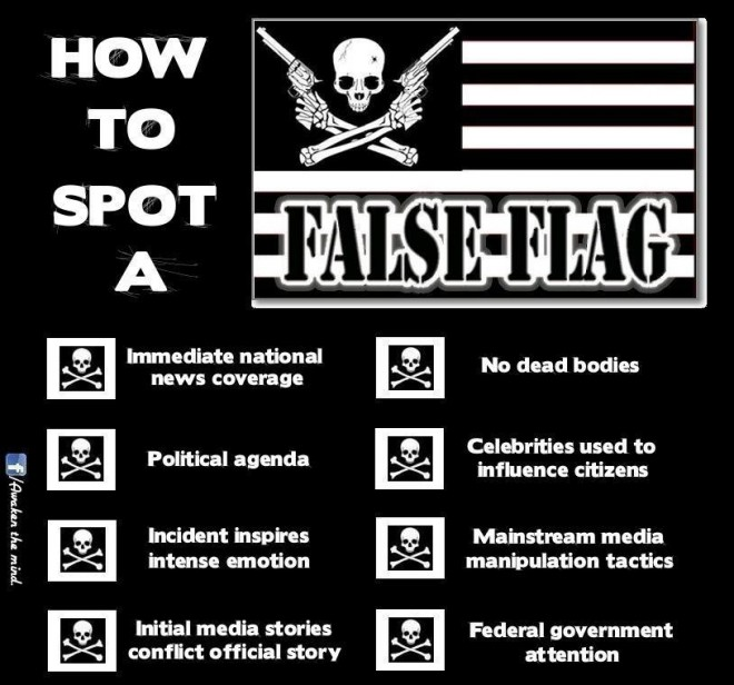 False Flag! (2)
