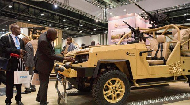 UK arms dealer weapons war