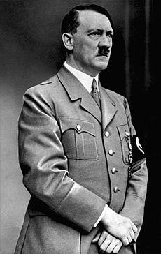 hitler-portrait
