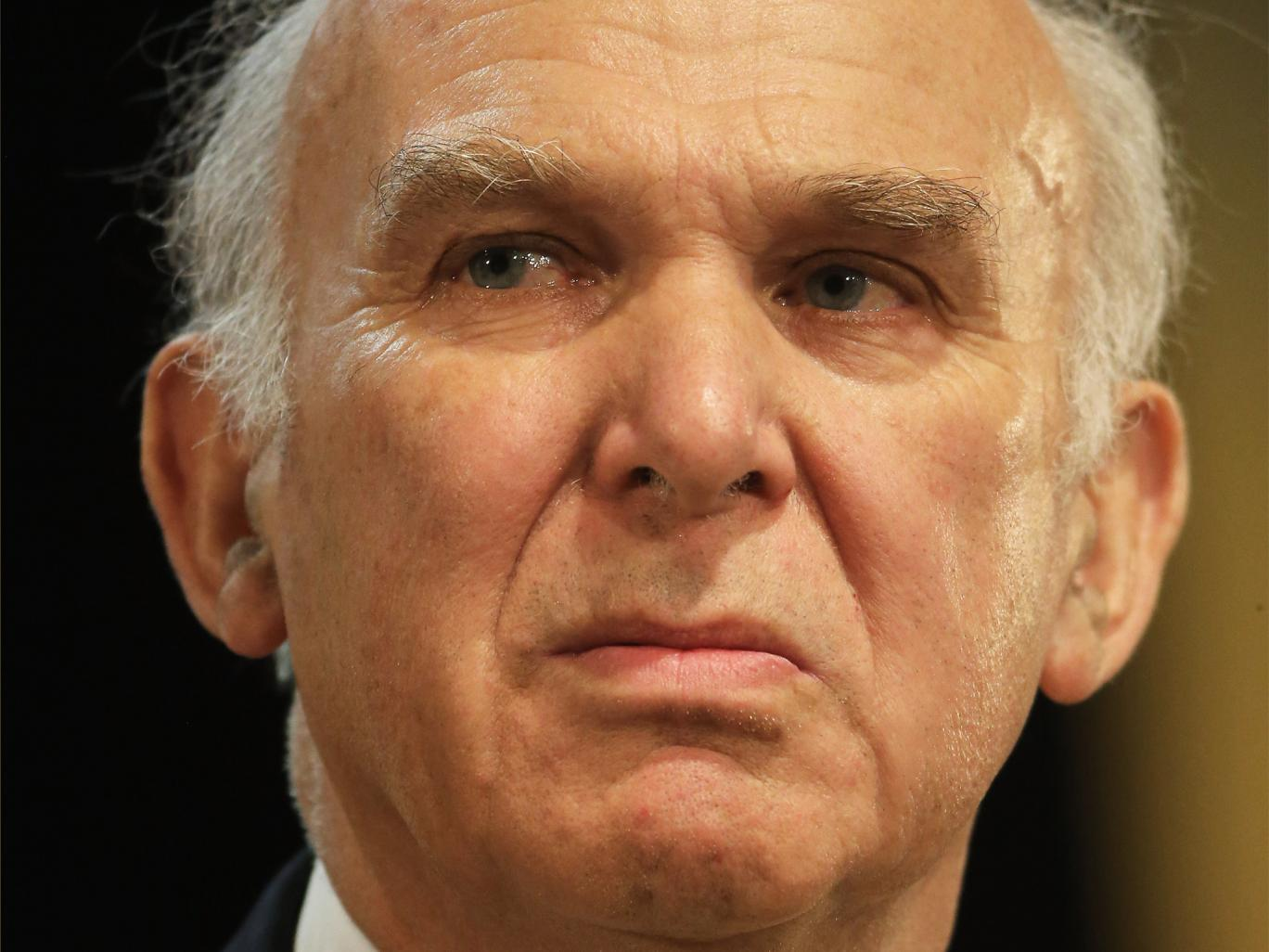 "Vince Cable, the Business Secretary, said the plans being considered by Labour were ""very foolish"" and a ""populist gesture"". (Getty)"