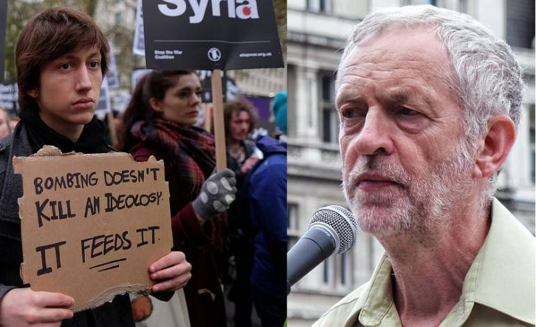 So much for that 'Corbyn Crisis' on Syria. Labour unite behind the will of the people.