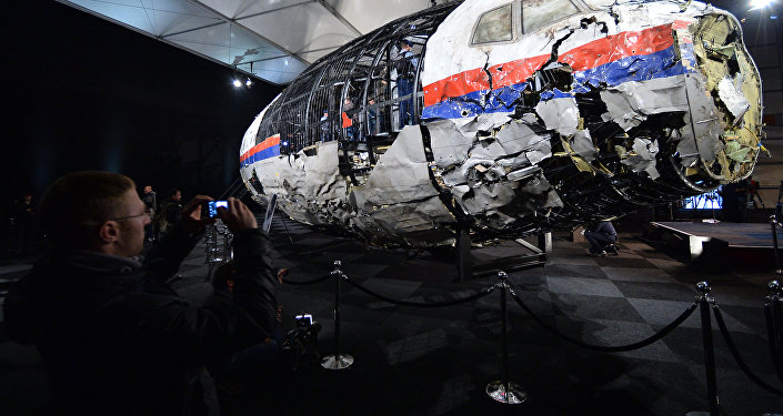 Dutch Safety Board releases report on Malaysia Airlines Flight MH17 crash