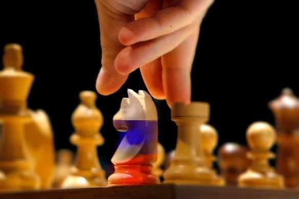 Putin Is Winning the Final Chess Match With Obama. Chess Match