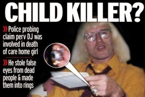 Child Killer Mirror Headline