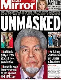 Harris Unmasked