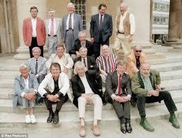 Savile and friends