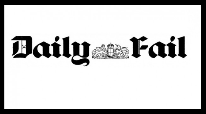 The Daily Mail investigates freedom of speech campaigners. It's as crazy as it sounds.