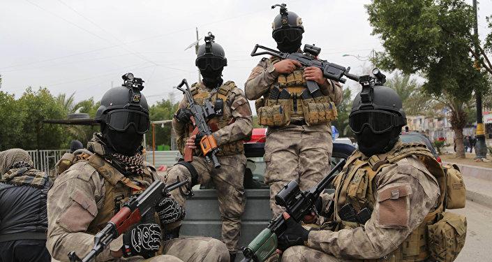 Shiite militia group (File)