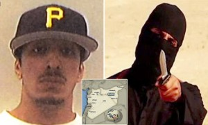 Mohammed Emwazi or 'Jihadi John' student ID photograph. Mohammed EmwaziÕs former headteacher today warned parents to keep a close eye on their children, after the boy she knew as a quiet pupil turned into bloodthirsty terrorist ÒJihadi JohnÓ. Rex Features Ltd. do not claim any Copyright or License of the attached image Mandatory Credit: Photo by REX (4466932a)