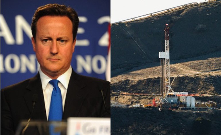 If this disaster doesn't halt Cameron's fracking plans, nothing will (VIDEO)
