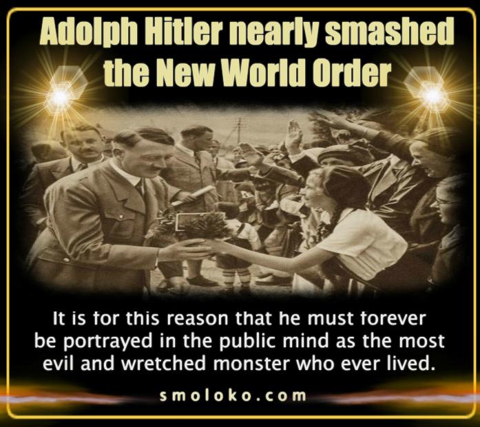 HitlerFoughtNWOtruthMeme