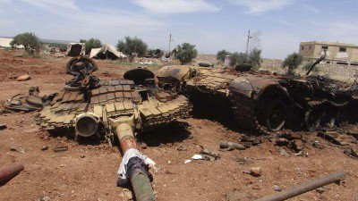 US war Syria