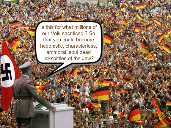 germany nazi hitler world cup