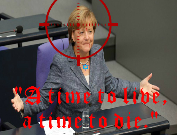 ANGELA MERKEL ASSASINATION