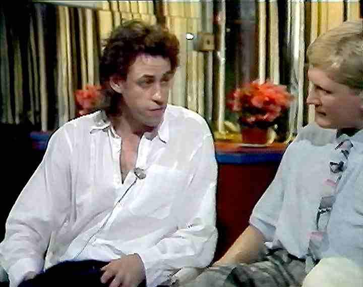 Mike Smith Bob Geldof