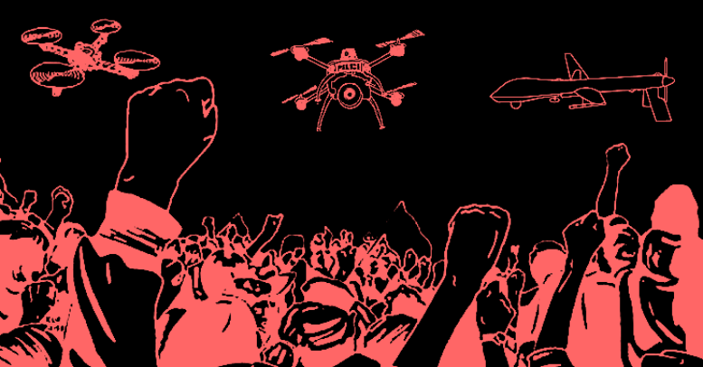 DroneProtest