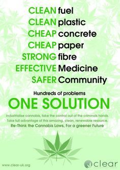 One solution hemp