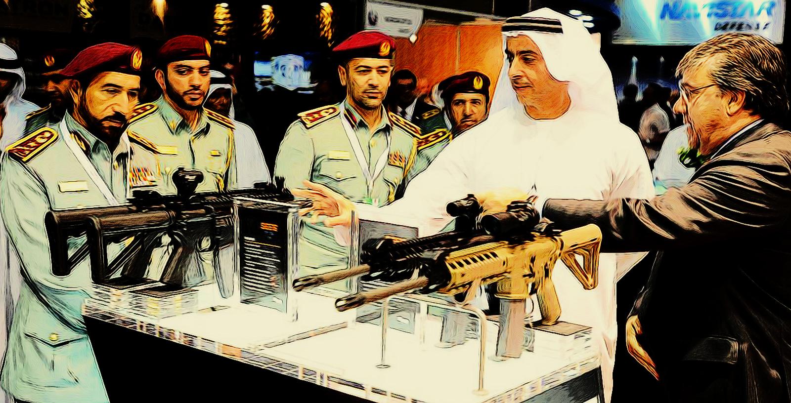 Regimes-Arms-Fair