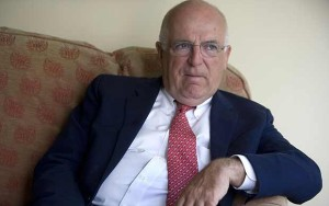 Sir Richard Dearlove, former head of MI6