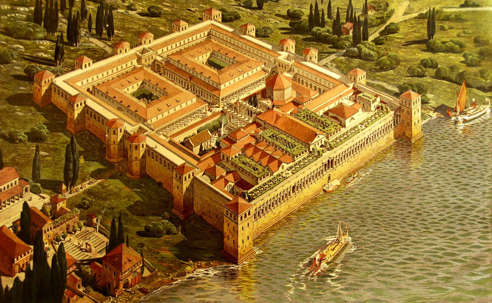 palace in Nicomedia