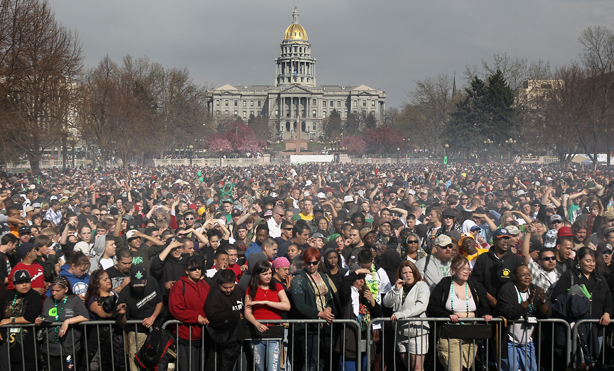 The Marijuana Movement