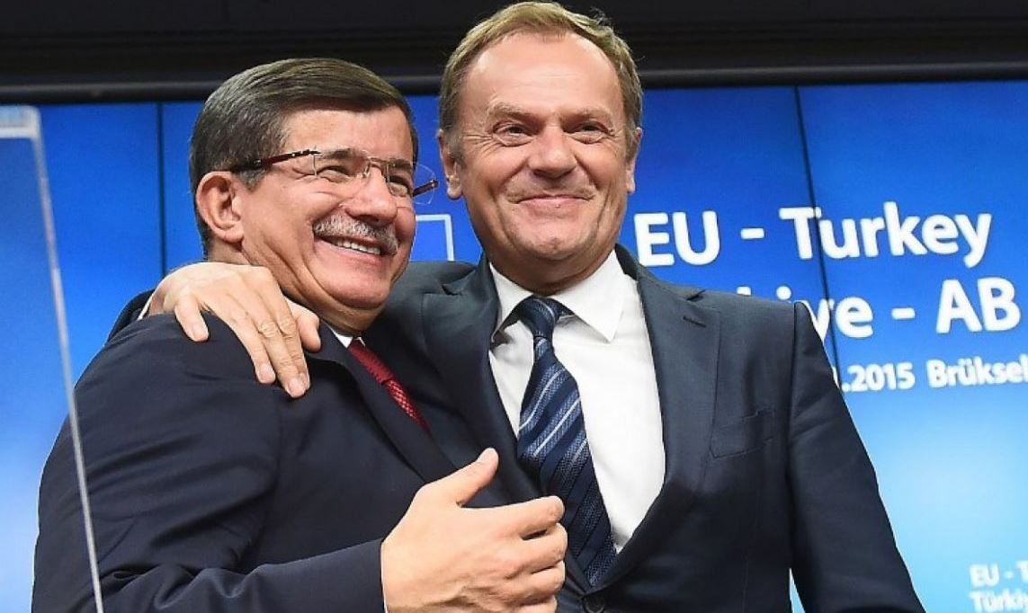 Will the European Union Become Part of Turkey?