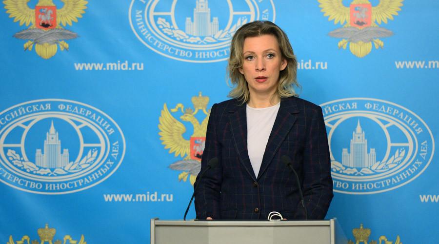 Russian Foreign Ministry Spokesperson Maria Zakharova © Evgeny Biyatov