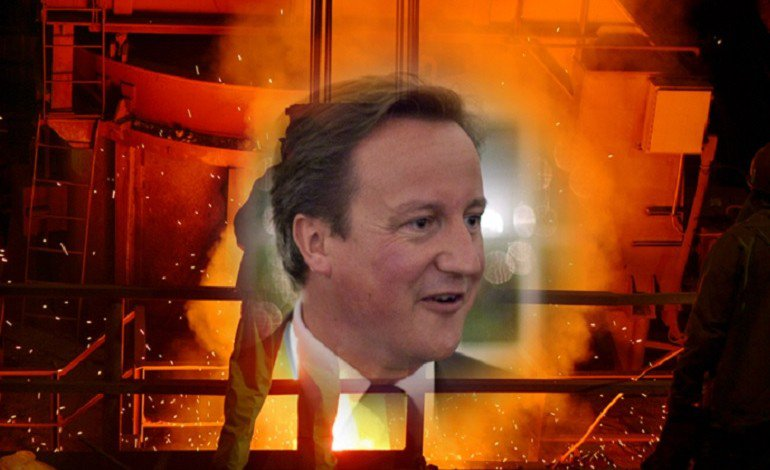 In the biggest test of 2016 so far, Cameron has failed miserably (IMAGES)