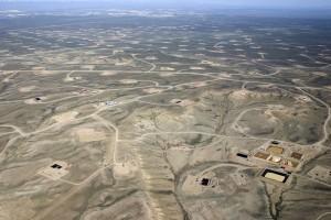Fracking Creates Massive Radioactive Waste Problem