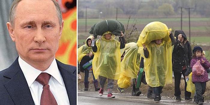 Putin says the illuminati plan to use Islam in order to spark World War 3