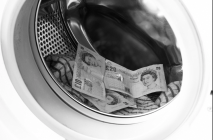City of London is a crime scene with money laundering its global engine