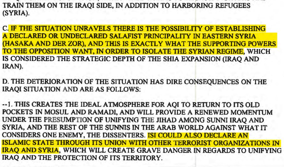Top 10 Indications That ISIS is a US-Israeli Creation - Insert 2
