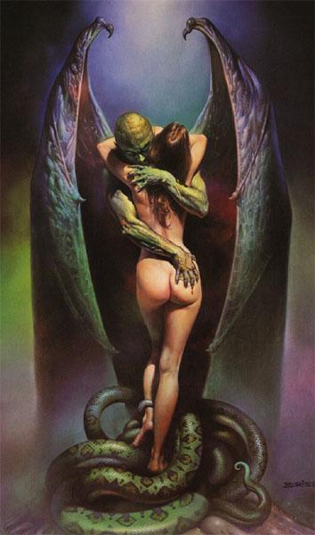 The Garden of Eden: The Origins of Satan's Seed