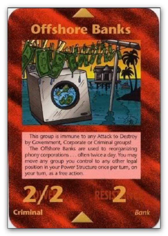 Illuminati Cards - Offshore Banks by icu8124me