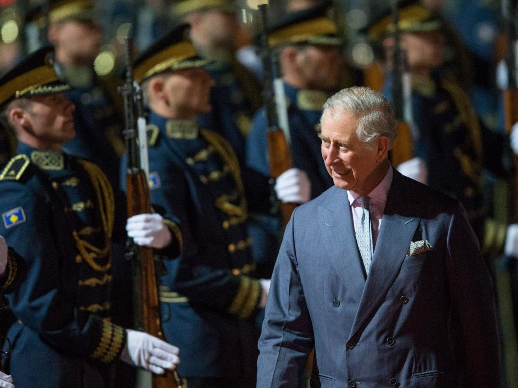 Prince Charles visited the Iranian city of Bam in 2004 after an earthquake hit the city. However he visited in his capacity as the President of the British Red Cross rather than as a member of the Royal Household. Click to enlarge