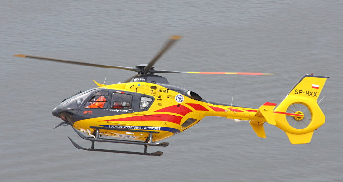 Airbus helicopter H135 (Eurocopter EC135)