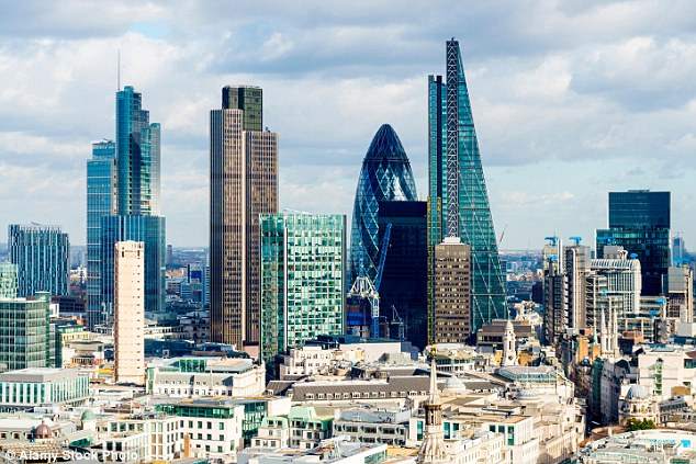 Geoghegan said a Brexit would 'make the City a more competitive, prosperous global financial centre'