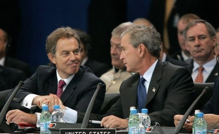 The fight to prosecute Tony Blair over the Iraq war is heating up