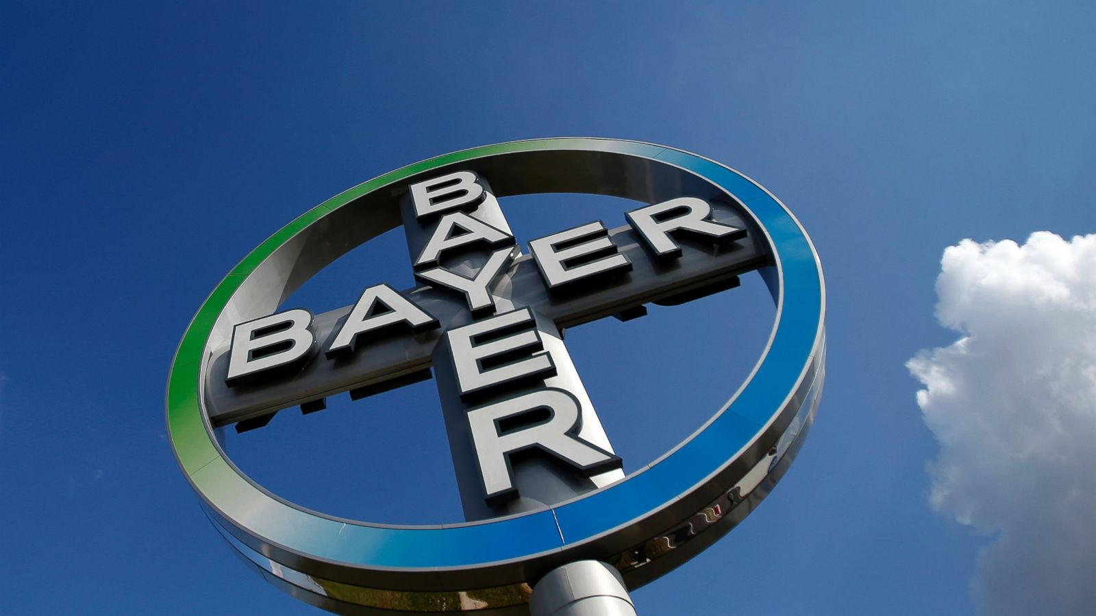 Germany Bayer Monsanto