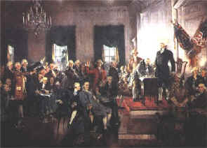 the conspiratorial Constitutional Convention