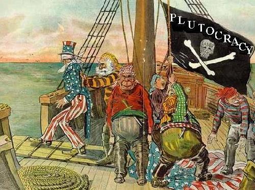 the struggle against plutocracy
