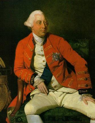 British King George III