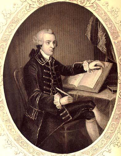 Massachusetts Governor Hancock